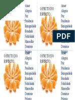 licao 6 imagem fruto