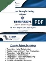 Emerson Presentation - 020613