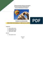RESULTADOS DEL DESARROLLO TURISTICO (1)