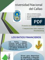 Ratios EEFF - Berchmarking GRUPO 4