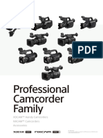 Sony procam-family-brochure