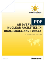 an-overview-of-nuclear-facilit IRAN, ISRAEL AND TURKEY