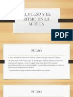 El pulso y ritmo en la canción infantil