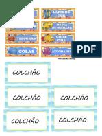ETIQUETAS PORTA