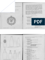 tipologia de recipientes de gres ceramico y precintos de cervezas