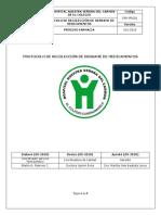 FAR-PRO01_Protocolo_Recoleccion_de_Derrame_de_Medicamentos