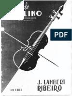 Metodo Violino Lambert