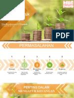 Pentingnya Mengatur Keuangan