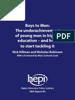 Boys-to-Men