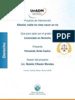 Proyecto de Investigación en Formato PDF