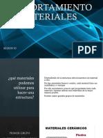 COMPORTAMIENTO DE MATERIALES SESION 03