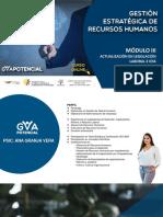 Actualización en Legislación Laboral e IESS - GVA POTENCIAL