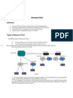 Resource Pool Upload