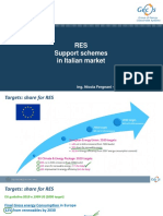 RES Support Schemes