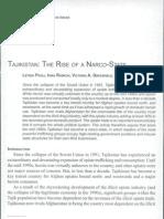 Tajikistan-The Rise of a Narco-State