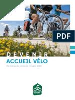 Devenir Accueil Vélo - 2021