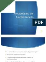 Metab del Cardiomiocit