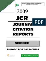 JCR 2009 CCAT