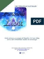 Prosonodo Light - mestrado reiki
