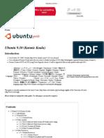 Ubuntu_Karmic -