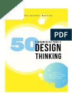 50 Ferramentas Para o Design Thinking