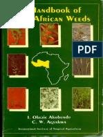 BOOK a Handbook of West African Weeds (IITA)