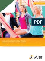 Praxisleitfaden Gesundheitssport im Verein