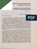 Diálogo-Ecuménico-1969-volumen-4-n.º-13-Páginas-45-50-Orientación-bibliográfica-sobre-ecumenismo-El-ecumenismo-en-el-magisterio-de-la-Iglesia-Católica-1846-1967--Estudio-histórico-bibliográfico