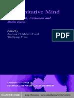 Andrew N. Meltzoff, Wolfgang Prinz - The Imitative Mind_ Development, Evolution and Brain Bases-Cambridge University Press (2002)