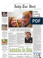 The Daily Tar Heel for February 28, 2011