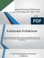 Presentasi PKN XII MIA 1