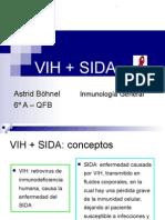 VIH + SIDA