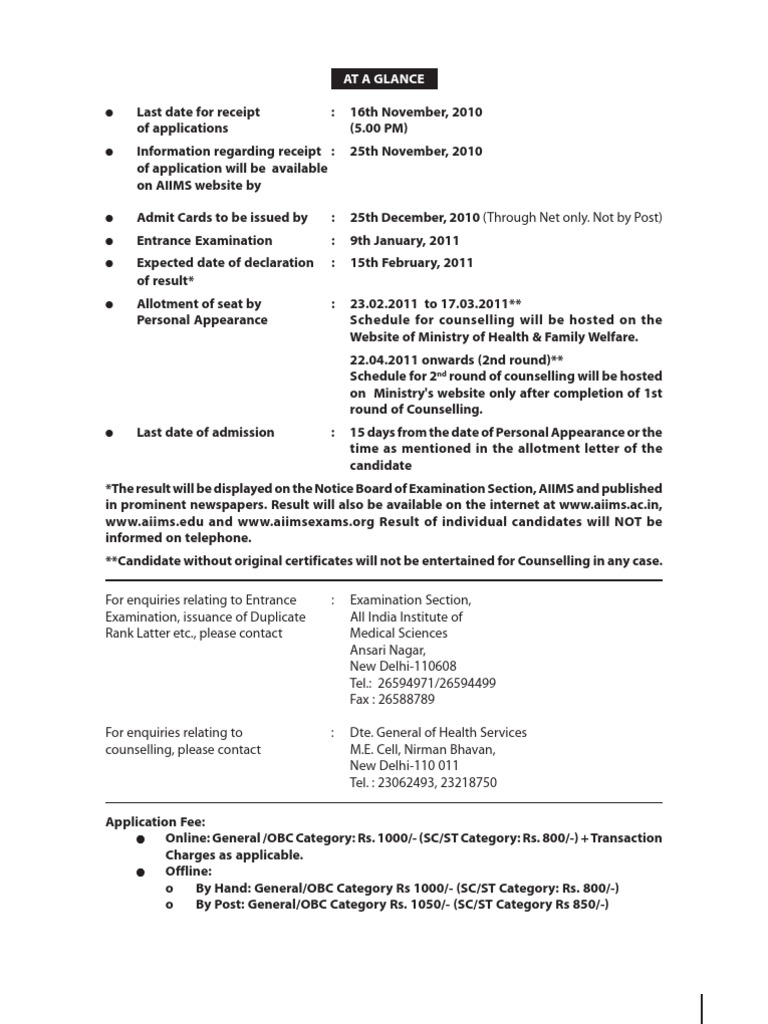 Prospectus aipg dental degree doctor of medicine aiddatafo Images