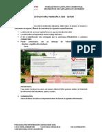INSTRUCTIVO SGA - ESTUDIANTES UEFOR