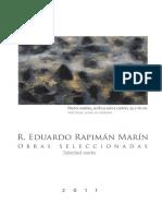 Dossier Eduardo Rapimán, bilingüe