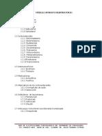 GUIA DE CLASIFICACIONES MODULO III APARATO RESPIRA