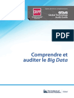 GTAG Comprendre Et Auditer Le Big Data
