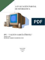 1ra Ep de Informática 10mo