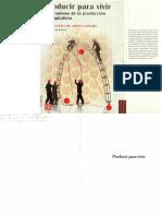 Santos, Boaventura de Sousa - Producir Para Vivir (2011, Fondo de Cultura Económica) - Libgen.lc
