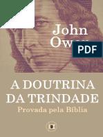 A Doutrina da Trindade_ Provada pela Bíblia