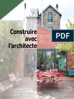 Construire Avec l Architecte 2019 Bdef