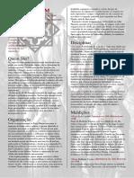 Clãs Listados Para Mesa (V5) Revisada