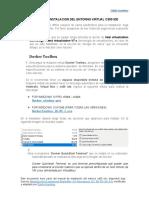 Manual De Instalación del entorno virtual CS50 IDE