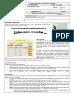 Guía No.04 Español Octavo Oración Simple y Compuesta