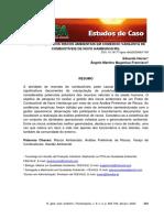IDENTIFICAÇÃO DOS RISCOS AMBIENTAIS