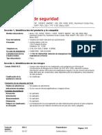 METCO 105 Y 105NS POLVO EN ESPAÑOL