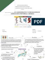 Biomoleculas y comparacion12