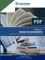 Manual Códigos de Afastamento - SUBGEP_1
