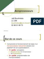 Cours 1 Microprocesseurs_Boukhobza