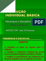 hierarquia e disciplina b 101
